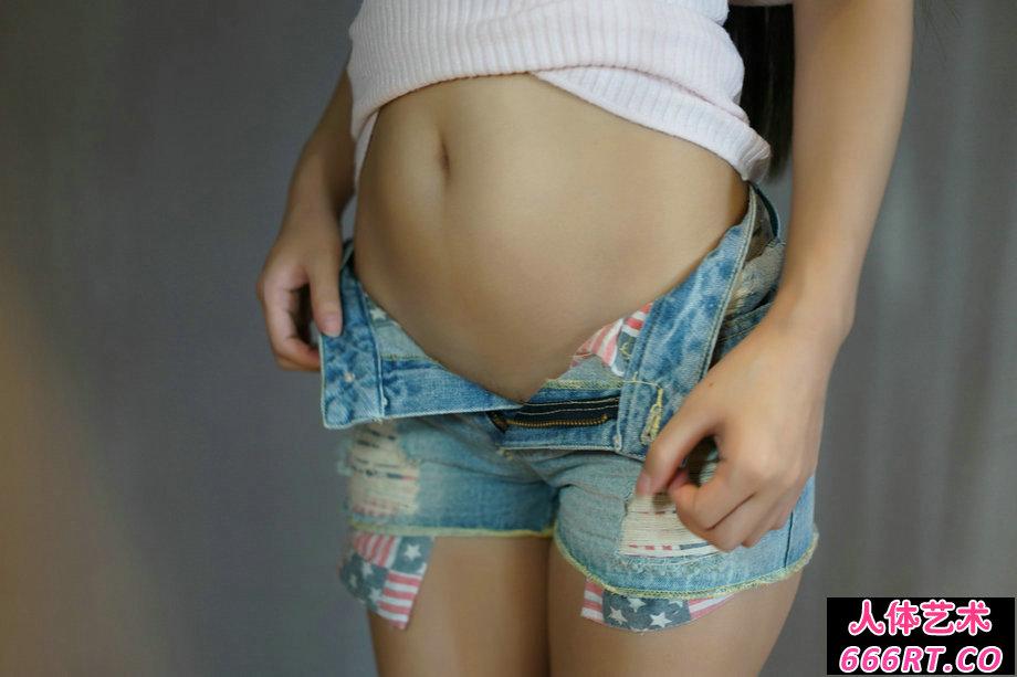 [Rs]KZ系列NO.472蕾丝内裤裸模写照